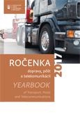 Ročenka dopravy, pôšt a telekomunikácií 2017/Yearbook of Transport, Posts and Telecommunication 2017